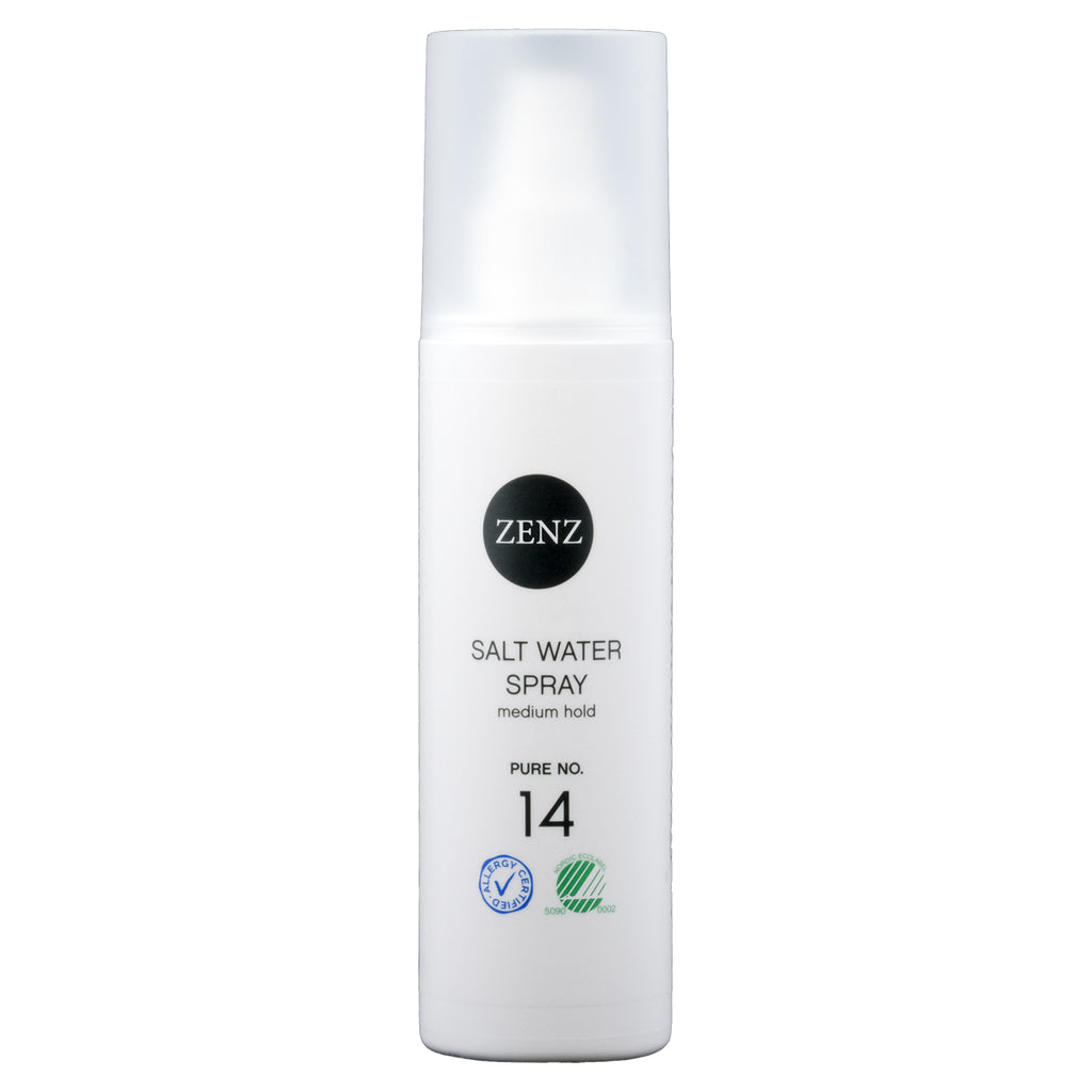 No.14 Pure Salt Water Spray for All Hair Type