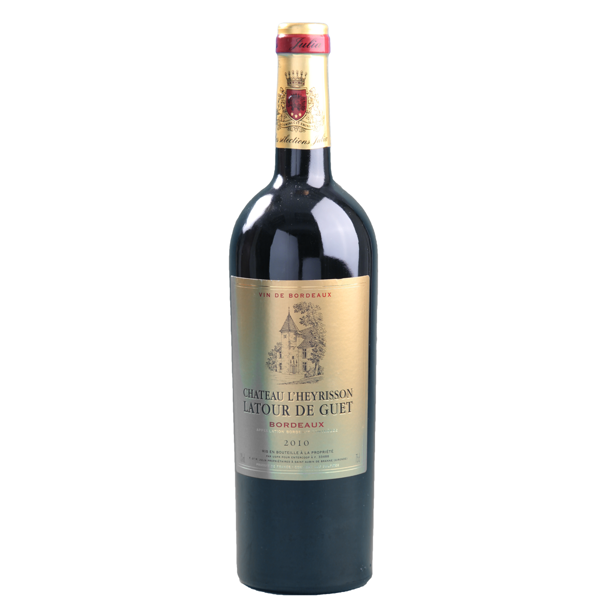 Clavis International | Red Wine | Chateau L'Heyrisson Latour de Guet