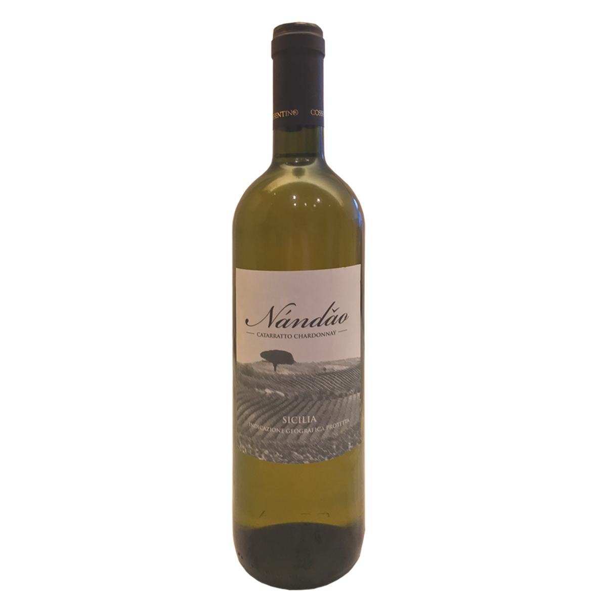 Clavis International | White Wine | Conssentino Winery Chardonnay IGT