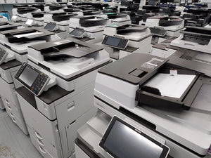 Ricoh's office printers and MFPs offer a variety of speeds and sizes to suit your business.