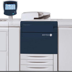 $5000 CASH BACK (ONLY $14,950 AFTER REBATE) Xerox 770 Digital Color Press Production Print Shop Printer - AUTOMATIC DUPLEX UP TO 300 GSM