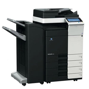 Only 16k Pages REPO with finisher Konica Minolta bizhub 364e Monochrome Copier 36PPM for Only $1950