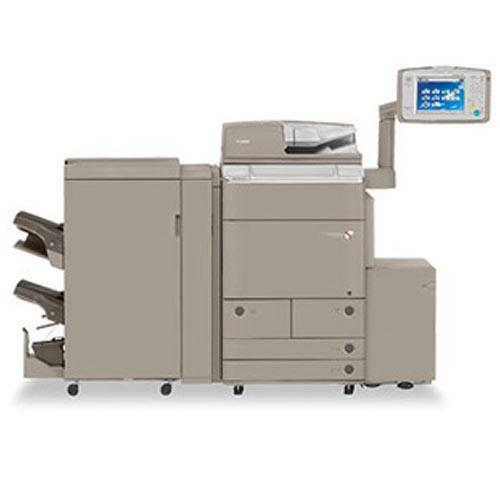 NEW - Print Shop Saving Only $8900 for $52,500.00USD-REPOSSESSED-Canon imageRUNNER ADVANCE C9075 PRO (Booklet Maker)