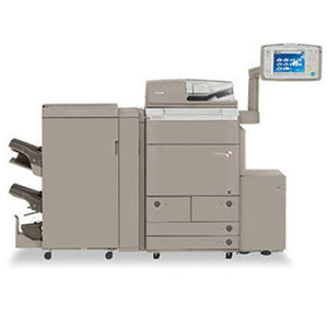 ONLY $159/month DEMO UNIT NEW Print Shop REPOSSESSED Canon imageRUNNER ADVANCE C9075 PRO Booklet Maker Finisher