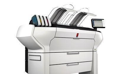 Canon Europe launches the new OCE ColorWave printers - NEWS