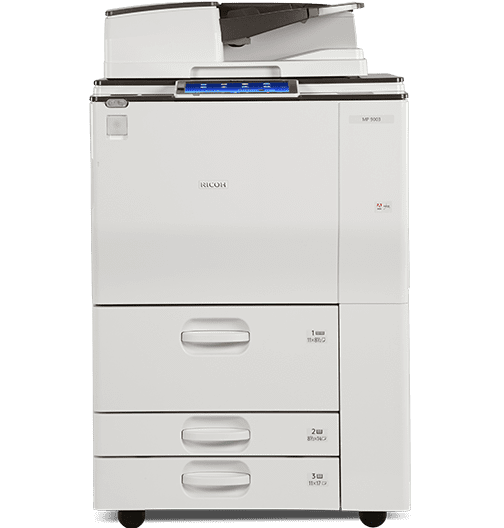 Ricoh Aficio MP 9003 Multifunction Monochrome Copier for Sale In Canada