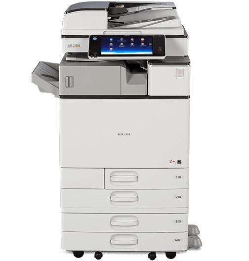 Lease the Ricoh MP C3003 Multifunction Color Laser Printer