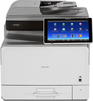 LEASE TO OWN OR BUY RICOH MP C407 IN TORONTO.