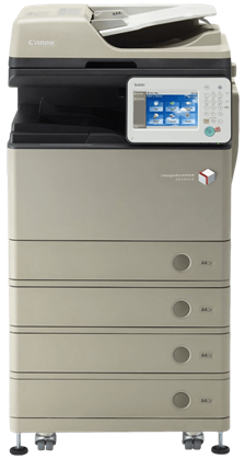 Features of Canon ImageRunner Advance 400if printer in Toronto?
