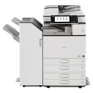 LOW COUNT REPOSSESSED Ricoh MP C3503 Color 11x17 12x18 Multifunction Office Printer Business Copier