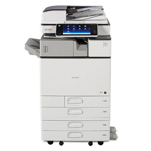 Newer Model Only 11k Pages Printed - Repossessed Ricoh MP C2004 Color Multifunction Laser Copier