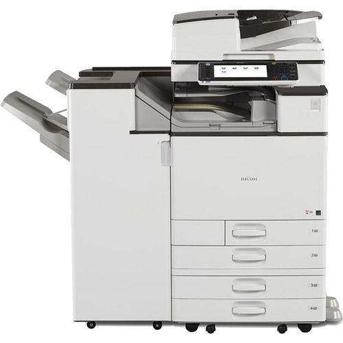 $158/month - Only 1210 Pages Repossessed Ricoh MP C4503 HIGH SPEED 45 PPM Color 11x17 12x18 Photocopier Printer Scanner with Finisher