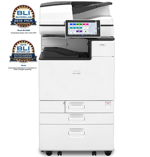 Ricoh Office Solution - How to Protect against unauthorized copying when using the Ricoh Laser Printers in your Business.