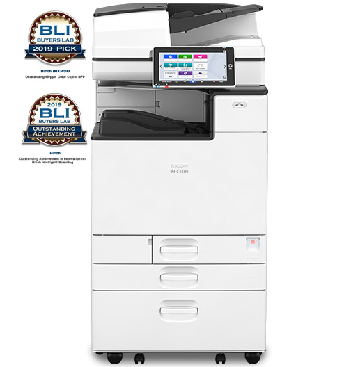 Ricoh Laser Printers Independent security certification