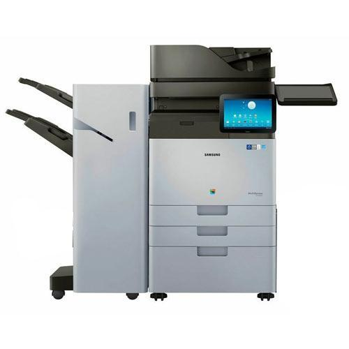 ONLY For $4950 - High Speed Samsung MultiXpress SL-X7600LX Color 60 PPM Multifunction Copy Machine