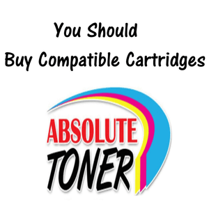 You Should Buy Compatible Toner Cartridges
