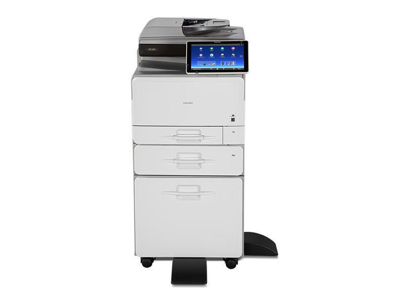 Lease to own or buy Multifunction laser Ricoh MP C307/MP