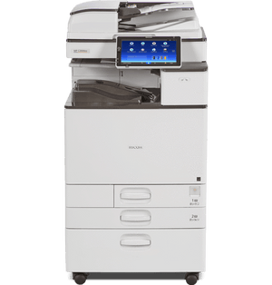 Get in touch with affordable, Ricoh color multifunction performance Copiers and Printers for your Office.