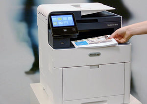 HERE IS WHY YOU SHOULD BUY XEROX LASER WC 6515 MULTI FUNCTIONAL PRINTER COPIER SCANNER.