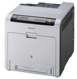 Samsung CLP-610ND Toner Cartridges and Drum