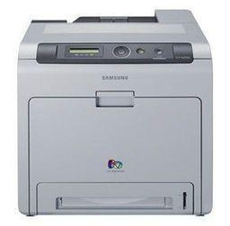 Samsung CLP-620ND Toner Cartridges and Drum