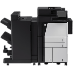 HP Color LaserJet Enterprise flow MFP M830z+NFC-Wireless Direct Toner Cartridges and Drum