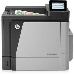 HP Color LaserJet Enterprise M651n Toner Cartridges and Drum