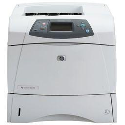 HP LaserJet 4200L Series Toner Cartridges and Drum