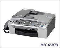 Brother MFC-665CW Ink Cartridges