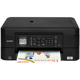 Brother MFC-J485DW Ink Cartridges