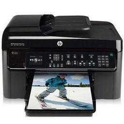 HP PhotoSmart Premium Fax e-All-in-One C410a  (CQ521A) Ink Cartridges