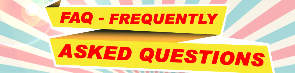 Customer Service Frequently Asked Questions