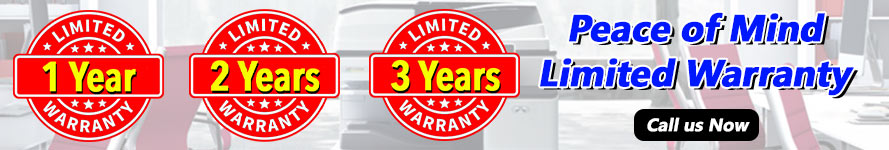 Peace of Mind Extended Warranty