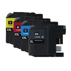 Brother LC103XL Compatible Ink Cartridge Combo