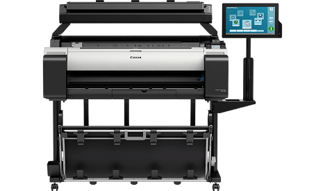 Canon imagePROGRAF TM-300 MFP T36 Large Format Printer For All Your Printing Needs