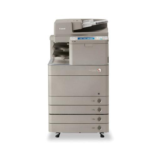 Absolute Toner REPOSSESSED Canon imageRUNNER ADVANCE IRA C5235A Color Copier Printer 11x17 12x18 Office Copiers In Warehouse