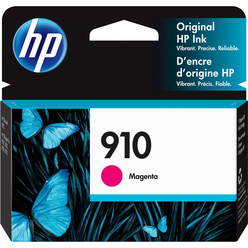 Absolute Toner 3YL59AN HP #910 MAGENTA ORIGINAL INK CARTRIDGE HP Ink Cartridges