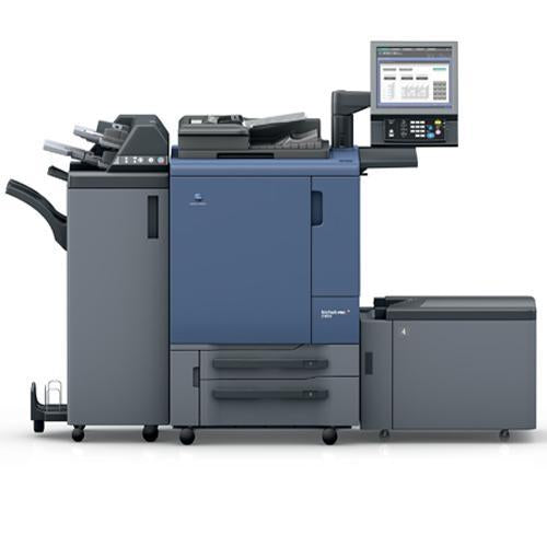 Absolute Toner ONLY $293/MONTH Konica Minolta Production Color Printer Bizhub Pro C1060L 1060L 1060 C1060 Production Printer Copier Showroom Color Copiers