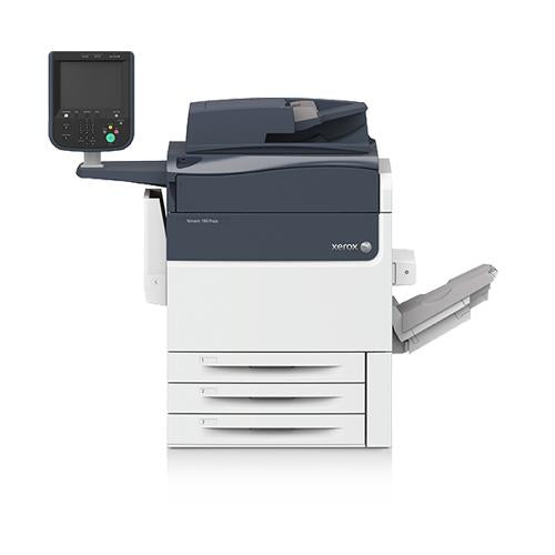 Absolute Toner $295/Month Xerox Versant 80 Press color Production printer copier 80 ppm, 350gsm Showroom Color Copiers