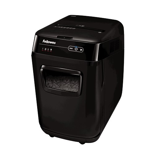 Absolute Toner Fellowes AutoMax 200C Cross-Cut Shredder Shredders