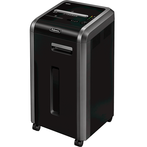 Absolute Toner Fellowes Powershred C-225Ci 100% Jam Proof Cross-Cut Paper Shredder Shredders