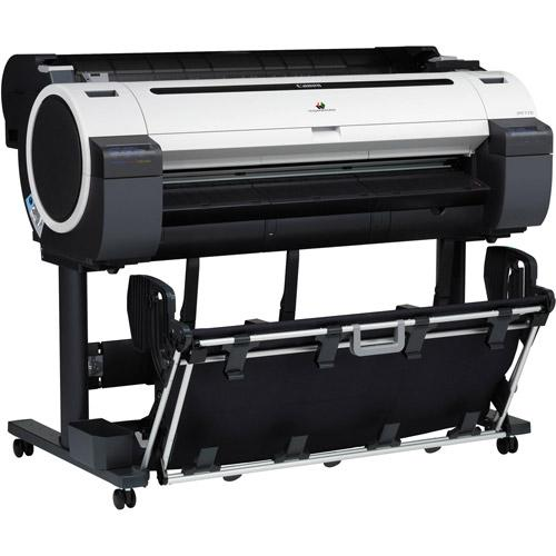 "Lease To Own: Canon 36"" ImagePROGRAF iPF770 Graphic Color Large Format Printer"