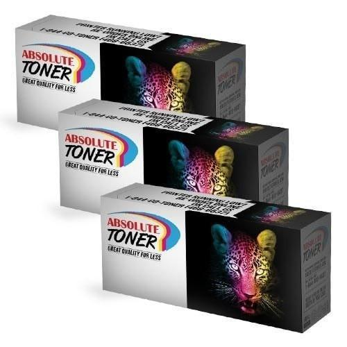 3 Toner Cartridge Compatible HP Q1338A Black Combo (HP 38A)
