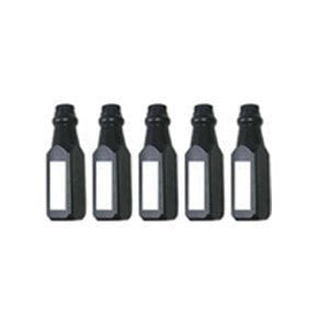 4 + 1 Free Bottles HP Q2612A Compatible Black Toner Refill Kit (HP 12A)