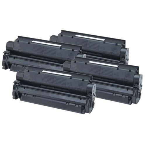 4 Toner Cartridge Compatible HP CB435X High Yield Black (HP 35X)(Promo)