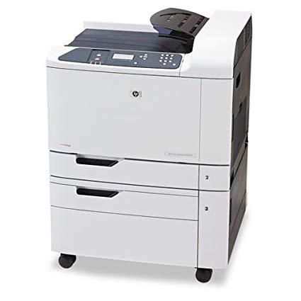 Absolute Toner HP Color LaserJet CP 6015X Printer 11x17 High Speed 40 PPM - Uses Large Toner Showroom Color Copiers