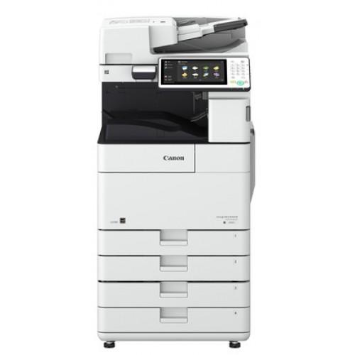 Canon ImageRUNNER ADVANCE 4551i Efficient Black and White Copier Scanner 51 PPM