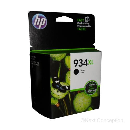 Absolute Toner C2P23AN#140 HP #934XL BLACK INK CARTRIDGE HP 934XL HP Ink Cartridges