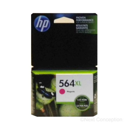 Absolute Toner CB324WN#140 HP #564XL MAGENTA INK CARTRIDGE  SENSORMATIC HP Ink Cartridges