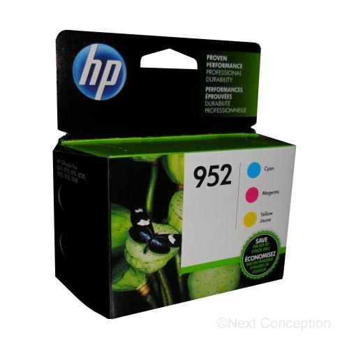 Absolute Toner N9K27AN#140 HP #952 C/M/Y COMBO PACK HP Ink Cartridges